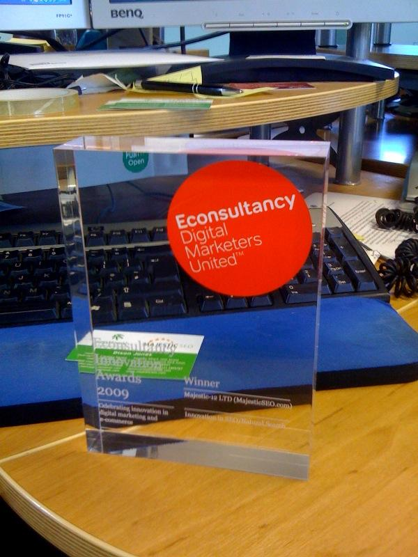 econsultancy-award