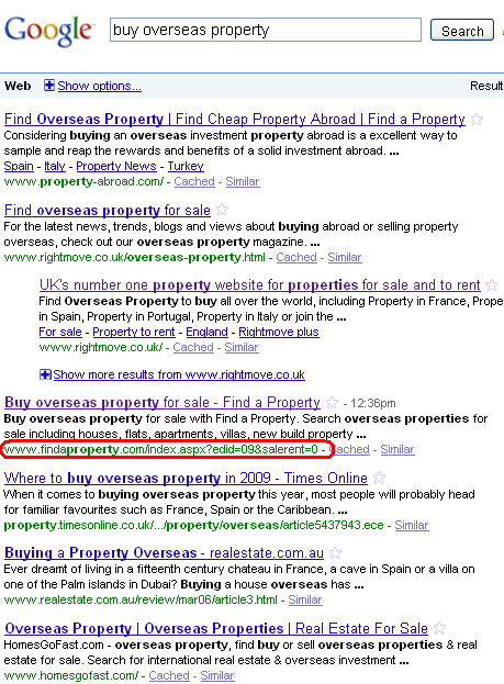 Buy Overseas Property