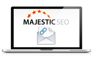 Email Lost Backlinks Majestic SEO