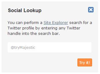 social-lookup