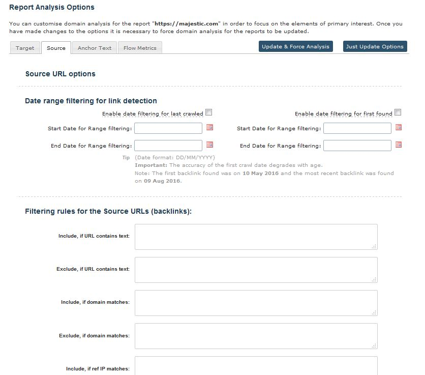 Image 3: Source URL options