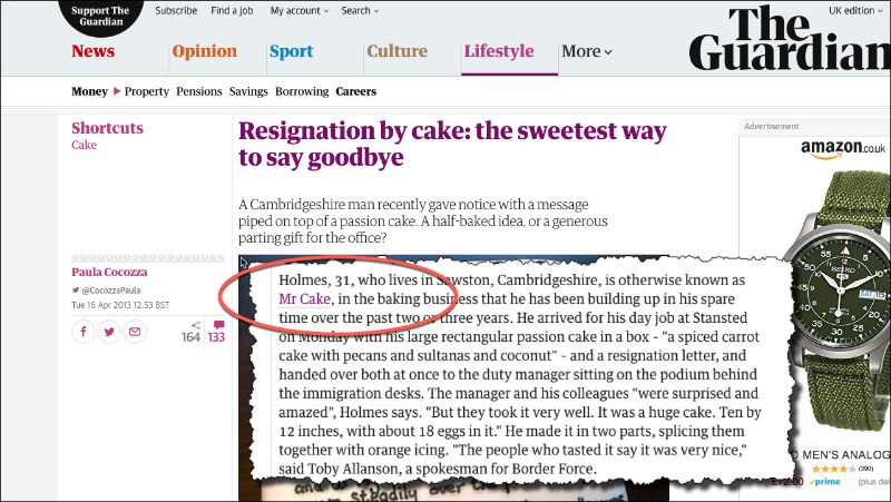 Guardian Article Resignation Letter Backlink Mr Cake