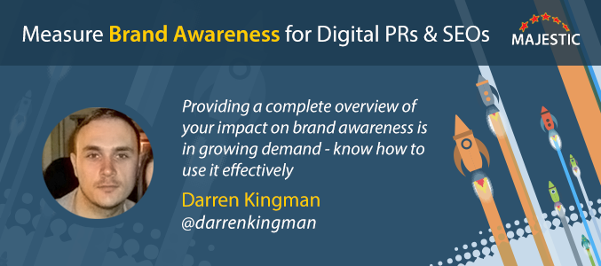 Brand Awareness Digital PR SEOs