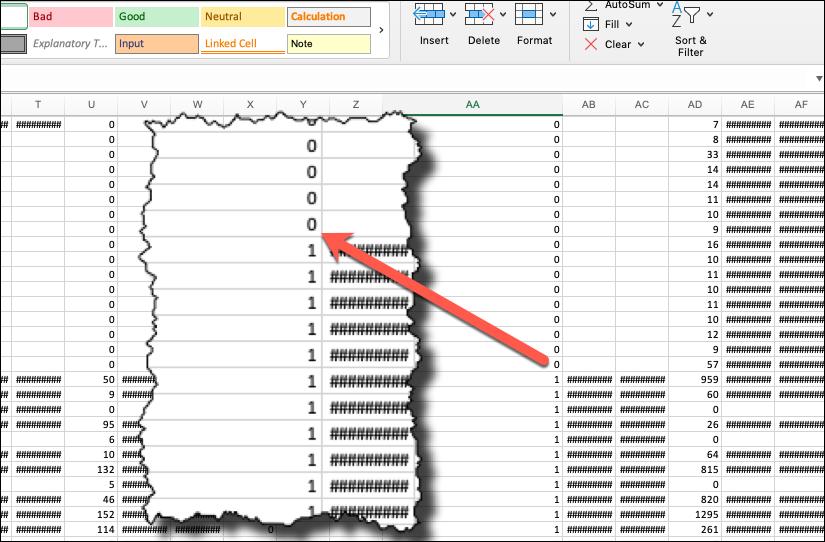 Clique Hunter Excel Linking