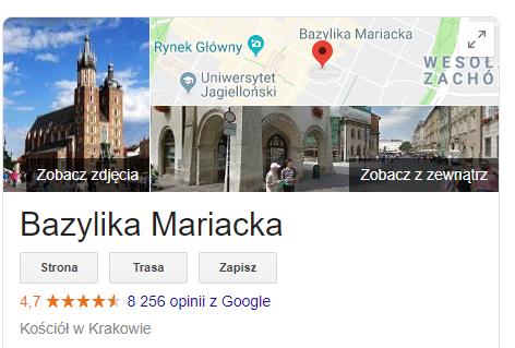 oceny-w-wizytowce-google