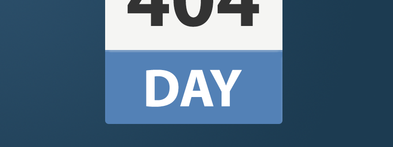 404 Day
