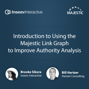 Using the Majestic Link Graph to Improve Authority Analysis