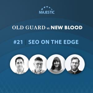 SEO on the Edge Webinar Panel